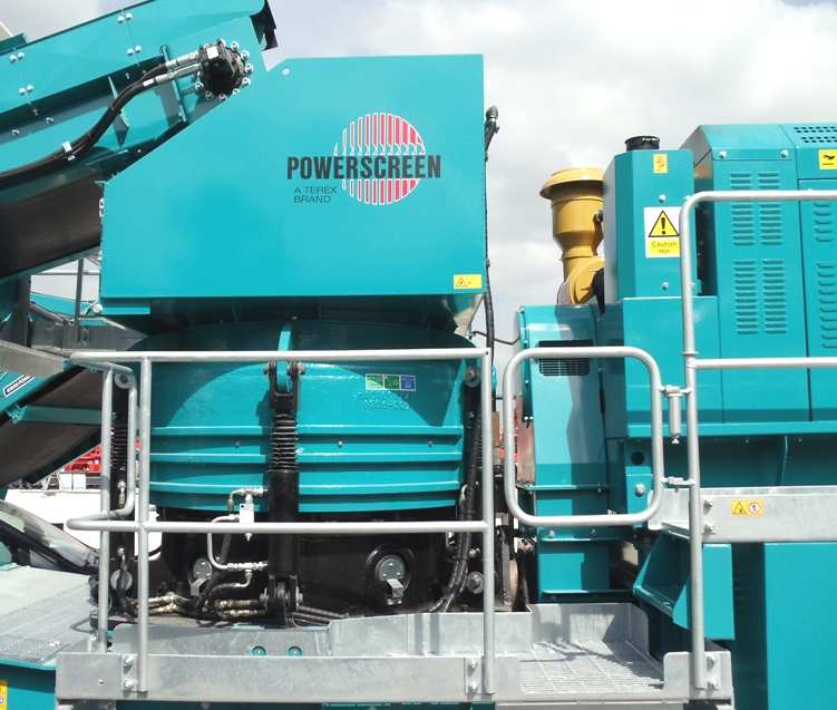 Cone Crushers – AMP Contracting