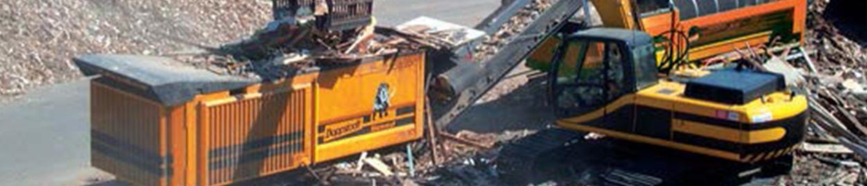 doppstadt material shredding